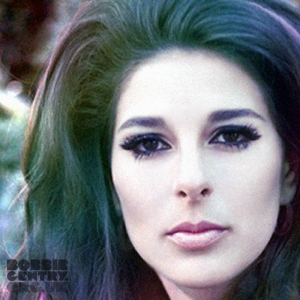 Bobbie in a BBC portrait 1968