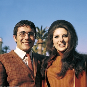 Bobbie Gentry with Al Bano 1968