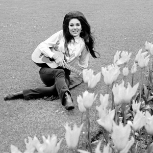 Bobbie in Grosvenor Square 1968