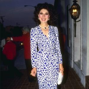 Bobbie in the mid 1980s
