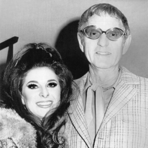 Bobbie with husband Bill Harrah, 1969