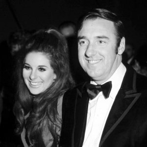 Bobbie with Jim Nabors, 1969