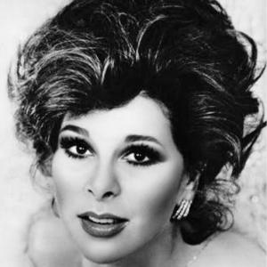 Bobbie's last publicity portrait for her show Southern Comfort 1978