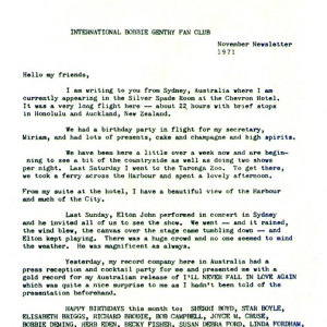 International-Bobbie-Gentry-Fan-Club-letter-November-1971