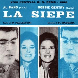 """""""La Siepe"""" sheet music, 1968"""