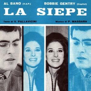 Al Bano_Bobbie Gentry_Sanremo_1968_La Siepe_sheet music