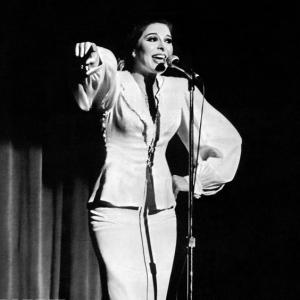 Bobbie at the Landmark 1971