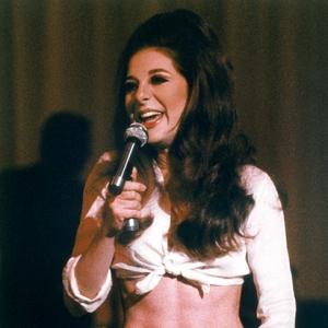 Bobbie at the London Palladium 1970