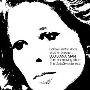 Louisiana Man single ad Cash Box 1968