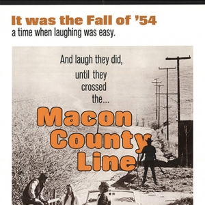 """Macon Country Line"" poster, 1974"