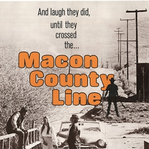 Macon Country Line poster 1974