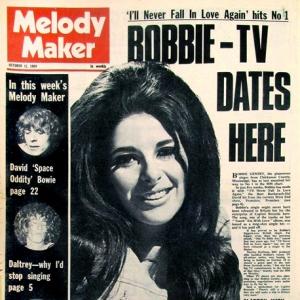Melody Maker, October 1969