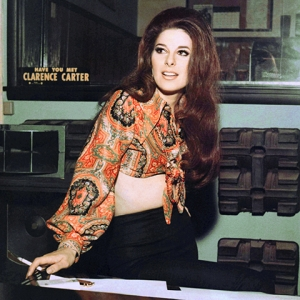 Bobbie at FAME studios, Muscle Shoals1970