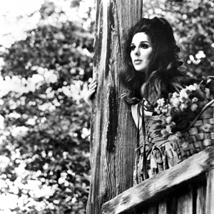 Bobbie photographed for the Patchwork LP 1971