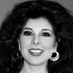 Bobbie Gentry at the Country Music Awards on April 29th 1982, Shrine Auditorium, Los Angeles - Photo Ron Galella wm