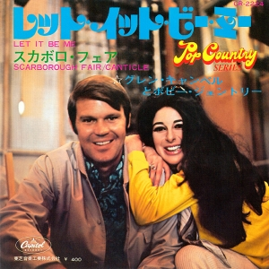 Let It Be Me Japanese picture sleeve 1968 web