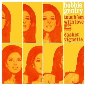 Touch em With Love Netherlands 7inch picture sleeve 1969 web