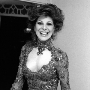 Bobbie when she hosted 'The Best of Las Vegas Awards' 1980