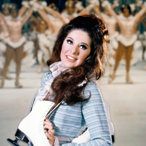 Bobbie on The Ice Capades 1970