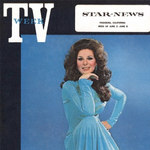 TV Week 1974 Bobbie Gentry's Happiness Hour
